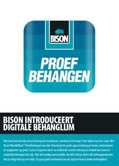 BISON WAND&KLAAR | Work | Successful brands feel at home @SuperRebel.com