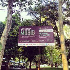 Montagnola Music Club #bolognaestate 2014