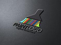 Paint Logo by Josuf Media on @creativemarket