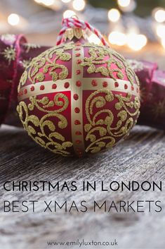 Five of the Best London Christmas Markets for December 2015