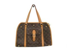 LOUIS #VUITTON Baxter Bag GM for small dog Hand bag M42028 (BF095520). #eLADY global offers free shipping worldwide. For more pre-owned luxury brand items, visit http://global.elady.com