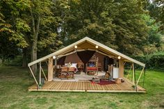 10 luxurious campervans, motorhomes and glamping tents to rival the most glamorous 5-star hotels - BT