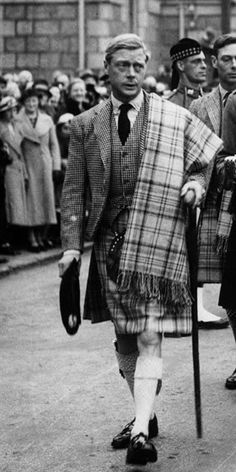 H.M. King Edward VIII (later H.R.H. Prince Edward, Duke of Windsor.)