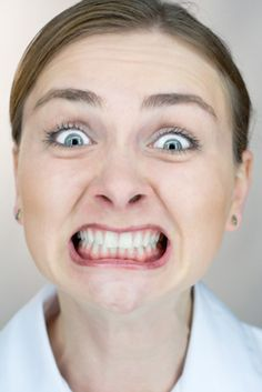 Stop grinding your teeth! Tips to help stop bruxism...