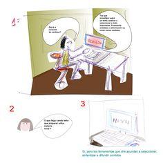 Un blog sobre a materia de educación plástica e visual.