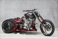 Great Custom Harley