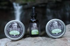 Bearded Nomad's Cedar wood and Lime wax oil and by BeardedNomad