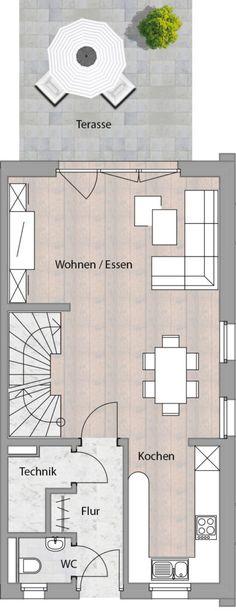 ▶▶▶ Reihenhäuser und Doppelhaushälften in Nürnberg Reichelsdorf - Im Unteren Grund 1. Individuelles Wohnen in familienfreundlicher Lage.