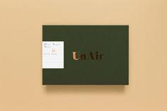 nicanel. - visualgraphc:    Unair by Parametro Studio