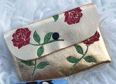 Enchanted Rose Passholder Wallet