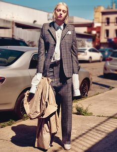 Street Style Is All About Self-Expression Photos | W Magazine