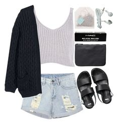 """""""today is THE day"""" by daraipetra19 ❤ liked on Polyvore featuring River Island, Pieces, H&M, ASOS, women's clothing, women, female, woman, misses and juniors"""