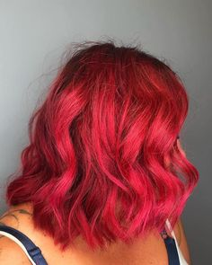Natural red hair is breathtaking. It is a color that can't be replicated and makes short hair look stunning and unique. Although some of us aren't bor... Short Red Hairstyles, Pretty Hairstyles, Shaved Pixie, Grown Out Pixie, Red Pixie, Natural Red Hair, Red Highlights, Wild Hair, How To Make Shorts