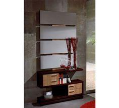 Recibidor cuadrat 5 recibidor dise o moderno muebles - Muebles entrada baratos ...