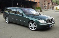 VWVortex.com - Station Wagons are For Moms and Europe: The weird world of custom wagons