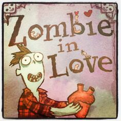 Zombie in Love, Kelly DiPucchio