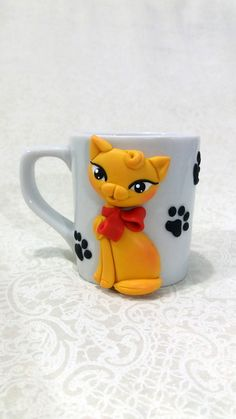 1 million+ Stunning Free Images to Use Anywhere Clay Pen, Fimo Clay, Polymer Clay Projects, Clay Mugs, Ceramic Mugs, Cup Crafts, Felt Crafts, Art For Kids, Crafts For Kids