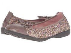 Pablosky Kids 8169 (Little Kid/Big Kid) (Rose Patent/Glitter) Girl's Shoes
