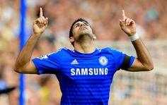 Blog Esportivo do Suíço: Com show e recorde de Diego Costa, Chelsea vira líder isolado