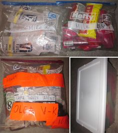 ultra marathon drop bags