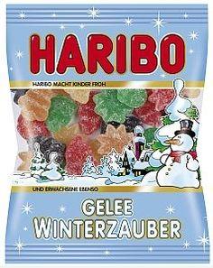 Haribo Gelee Winterzauber