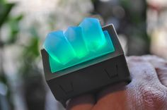 Crystal Glow Knuckles
