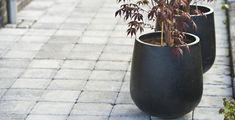 Helle hagehelle Rådhus gråmix tromlet belegningsstein kvadrat Aaltvedt Stein