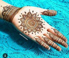 super hits new mehndi designs 2019 - mehendi designs for ladies - Henna Designs Hand Round Mehndi Design, Palm Henna Designs, Palm Mehndi Design, Mehndi Designs For Girls, Mehndi Designs For Beginners, Modern Mehndi Designs, Dulhan Mehndi Designs, Mehndi Design Photos, Mehndi Designs For Fingers
