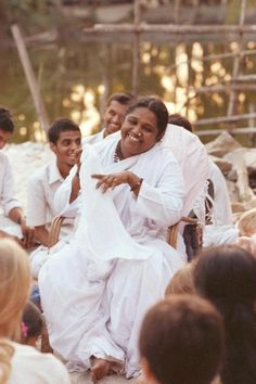 Children, when Amma gives you a mantra, She sows a seed of spirituality within you. She transmits a part of Herself into your heart. But you have to work on it. You have to nurture that seed by meditating, praying, and chanting your mantra regularly, without fail. You have to be totally committed. you have to attain a state of inward stillness by constantly repeating your mantra and doing other spiritual practices. Your entire being will thus be transformed and you will then realize your…