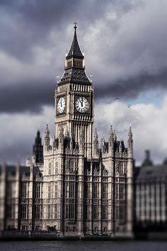 London by Ilona Kobierska