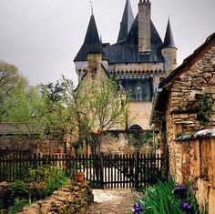 Saint-Leon sur Ve, France