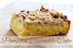 Een heerlijke pompoen cake met een vleugje sinaasappel en een lekkere crumble laag met walnoten. Heerlijke zachte cake met een knapperig crumble laagje. Ik maakte eerder al deze zachte pompoencake. Bekijk alle pompoen recepten.Pompoen crumble plaatko