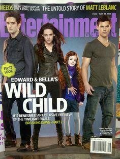 EXCLU : Des Images Inédites de Breaking Dawn Part 2 ( Twilight Chap 5) !!