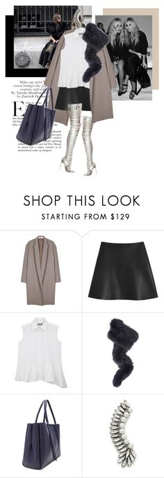 """""""#BBHMM"""" by nitagashi ❤ liked on Polyvore featuring Libertine, Organic by John Patrick, Mulberry, Preen, Charlotte Simone, Lanvin and Amber Sceats"""