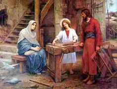 THE MOTHER OF THE KING - MARY DURING THE LIFE OF OUR LORD BY HENRY JAMES COLERIDGE S.J. pt.15 THE HOME AT NAZARETH.