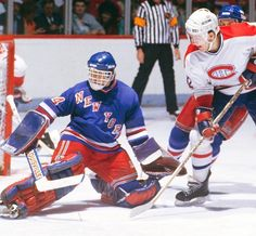 John Vanbiesbrouck. Love him