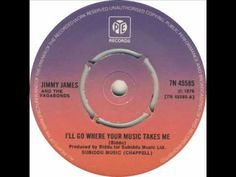 """Jimmy James & The Vagabonds - """"I'll Go Where Your Music Takes Me"""""""