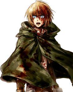 Armin <3 しんげきのきょうじいん