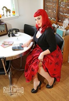 Coffin Doll photographed by Rosewood Pin Up Dames