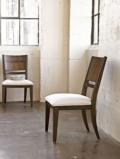 Great Rooms Collection- Side Chair