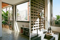 Here is the series of photos from the cover story I photographed for the Dwell February 2015 issue. This renovated apartment in São Paulo is located in the Jardins neighborhood.