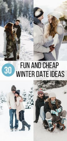 Looking for the best winter date ideas? Here are 30 fun and cheap winter date ideas that are guaranteed to give you a fun and memorable day! Valentines Day Food, Valentines Day History, Valentines Gifts For Boyfriend, Valentines Day Background, Presents For Boyfriend, Valentines Day Shirts, Valentine Gifts, Date Ideas In Winter, Winter Date Night Outfits