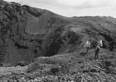 Vintage Photos Of Apollo Astronauts Training In Hawaii