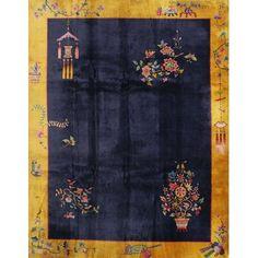 Bloomsbury Market Serino Traditional Blue Beige Area Rug Wayfair In 2020 Rugs On Carpet Area Rugs Beige Area Rugs