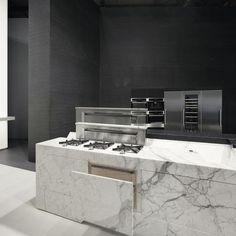 Marmorist köögimööbel firmalt Marmo Arredo.