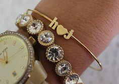 Bracelet initiale en or petit Bracelet...Petit Bracelet initiale... partie nuptiale bijoux cadeau idée anniversaire
