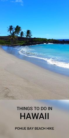 see photos of more things to do in hawaii, including the best beaches and the best hikes! (see 3 dots below video.) usa beach vacation ideas.