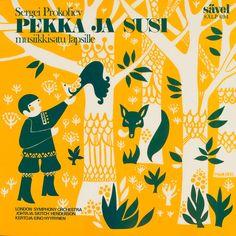 Musiikkisatu Pekka ja Susi, an album by Eino Hyyrynen ja Lontoon Sinfonia Orkesteri on Spotify