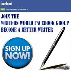 Join the best writing group on Facebook.  https://www.facebook.com/groups/599466906749259/
