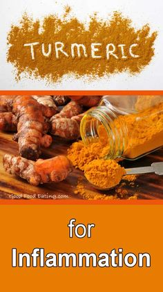 Turmeric is rated 2nd for effective nutrients that help reduce inflammation naturally. Find out which supplements to take, how to use it and what it can help.